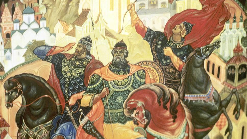 Бывшие иконописцы создали визуальный образ народа и страны, который прекрасно подходил к любой идеологической схеме