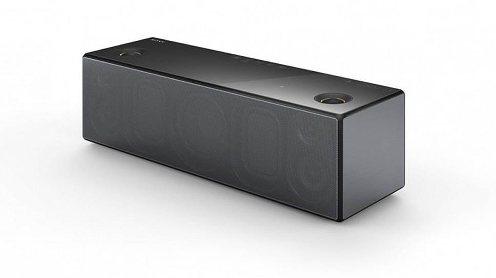Беспроводная переносная акустическая система Sony SRS-X99 с поддержкой Bluetooth и Wi-Fi для дома