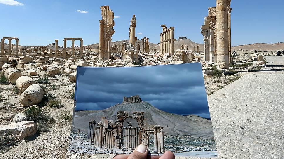 Как разрушали и восстанавливали памятники культуры