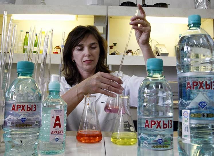 """Надежды на то, что качество воды позволит """"Архызу"""" перейти в премиальный сегмент, не оправдались"""