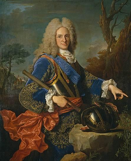 Испанский король Филипп V был экономнее своего дедушки Людовика XIV и не стал спускать всю казну на строительство дворца в Мадриде, но при этом превзошел его размерами резиденции