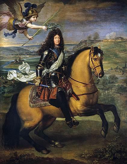 Именно Людовик XIV начал соревнование среди европейских монархов, пытающихся построить дворцы лучше и больше, чем у него