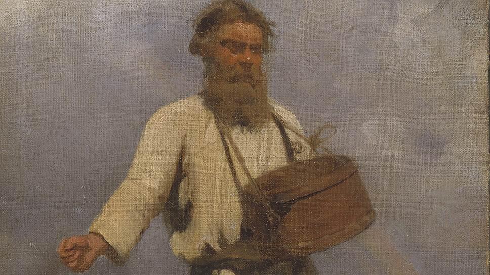 Занимающегося сельскохозяйственным трудом священника было невозможно отличить от обычного крестьянина