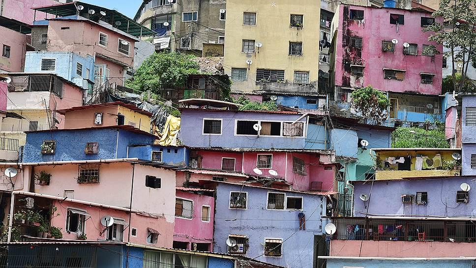 Трущобные районы порождают преступность в масштабах, которые даже сложно представить себе жителям развитых стран