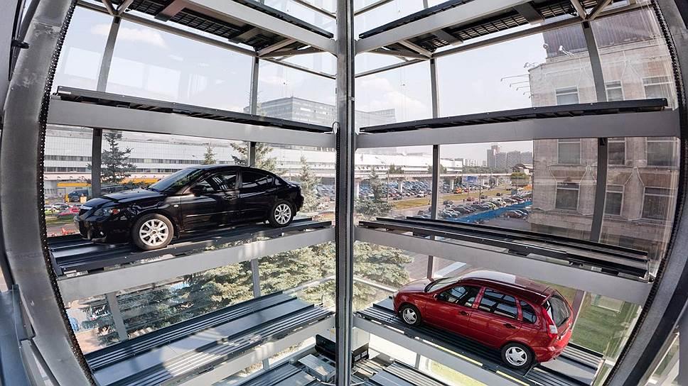 По мере расширения зон платной парковки даже самые дорогостоящие паркинги начнут заполняться