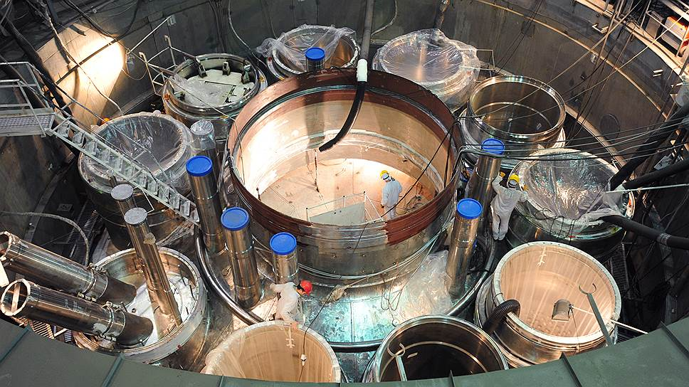 В состав корпорации вошло около 400 самых разных структур, которые занимаются полным циклом производства в атомной сфере