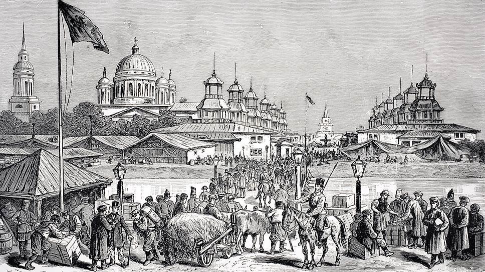 Первое в России справочное бюро, изучавшее кредитоспособность торговцев, появилось на Нижегородской ярмарке в конце XIX века
