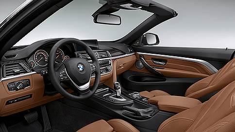 Исчезающий вид транспорта // BMW 440i Cabrio — один из немногих официально поставляемых в Россию кабриолетов