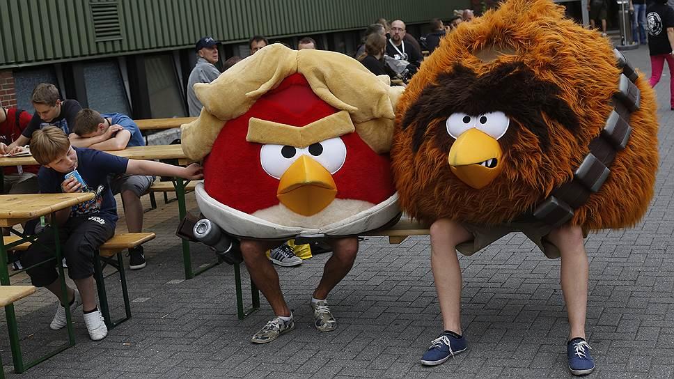 """Ритейлеры пытаются задействовать любых популярных героев в своих промо — от """"Смешариков"""" до Angry Birds"""