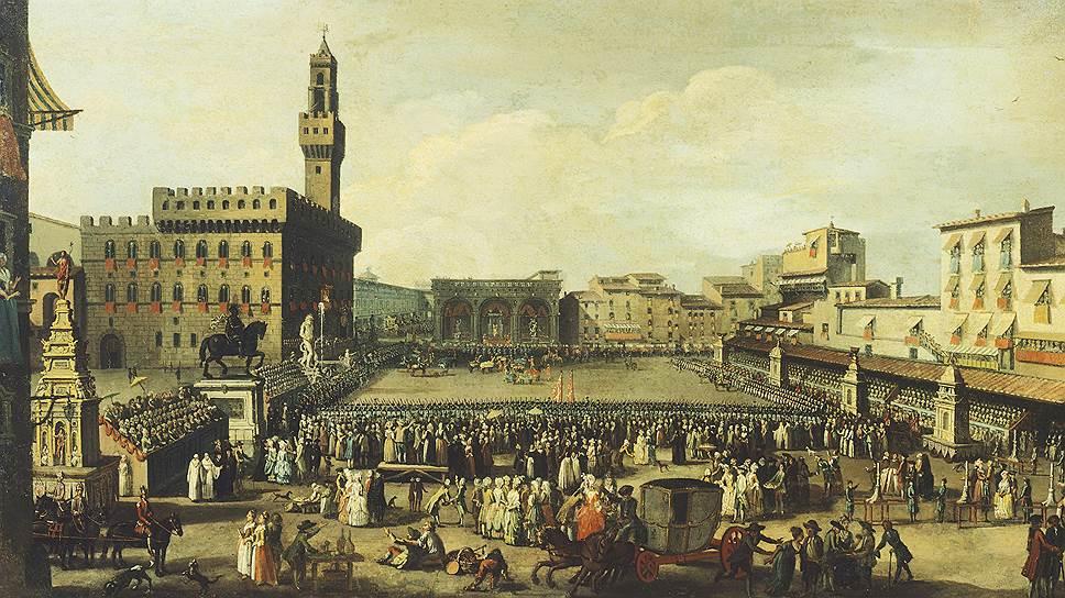 Среди самых богатых налогоплательщиков Флоренции сегодня можно обнаружить те же фамилии, что и 600 лет назад
