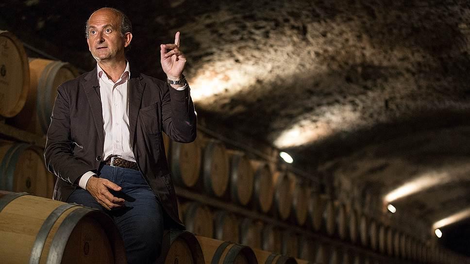 Ламберто Фрескобальди возглавляет компанию Marchesi Frescobaldi, одну из крупнейших в Италии, а его предки поставляли красное вино еще ко двору папы Льва Х