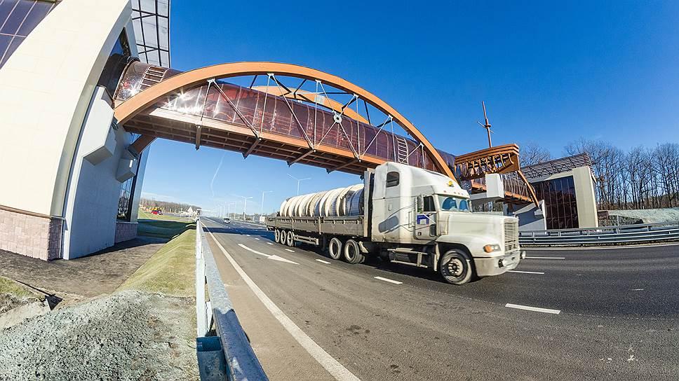 Как будет развиваться система сбора средств с грузовиков