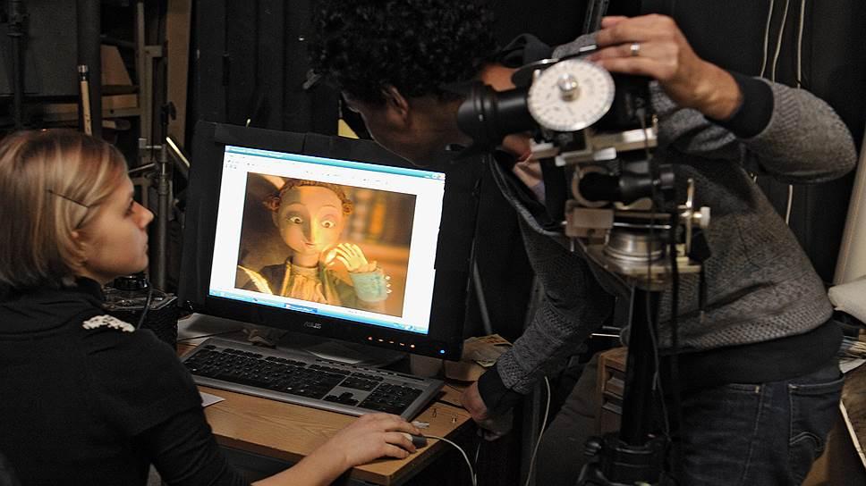 Снова создавать мультфильмы на студии «Союзмультфильм» начали всего пару лет назад