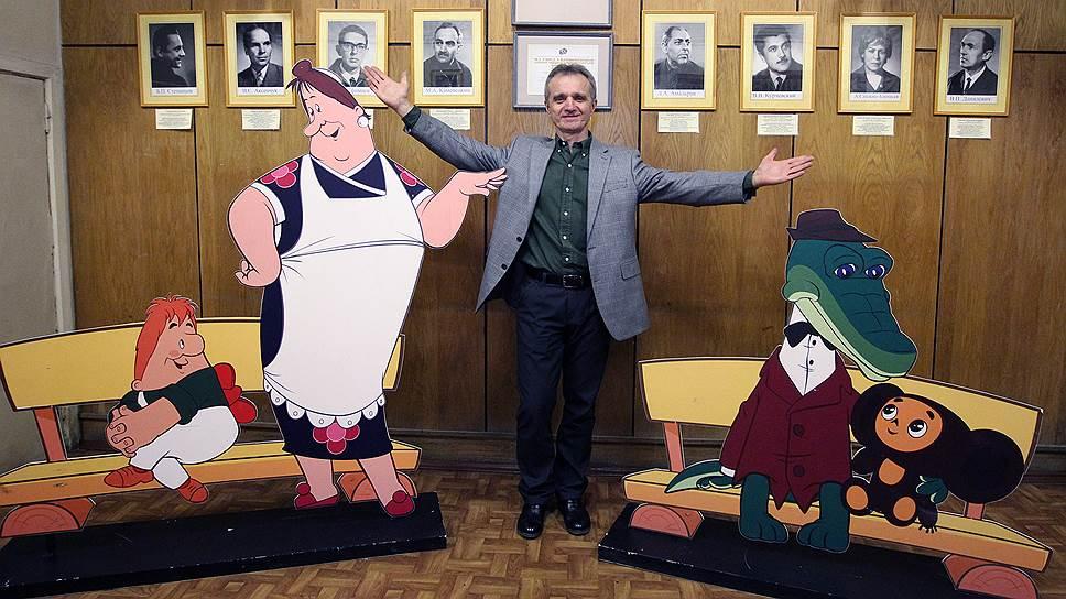 Каждый новый директор «Союзмультфильма» обещает возродить студию, но пока никому, в том числе Николаю Маковскому, сделать этого не удалось