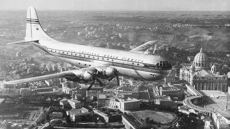 Однажды Pan American World Airways удалось улететь от банкротства. Повторить этот фокус у нее не получилось