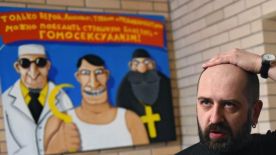 Ложкин считает, что под пальмами непременно бы спился, поэтому переехал в Ярославль