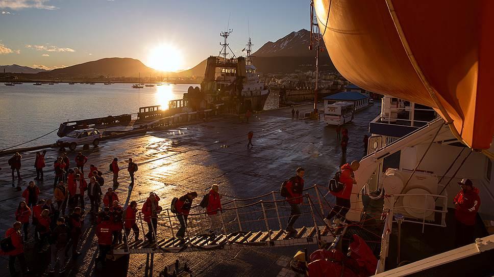 Антарктические круизы — самые дорогие из морских путешествий