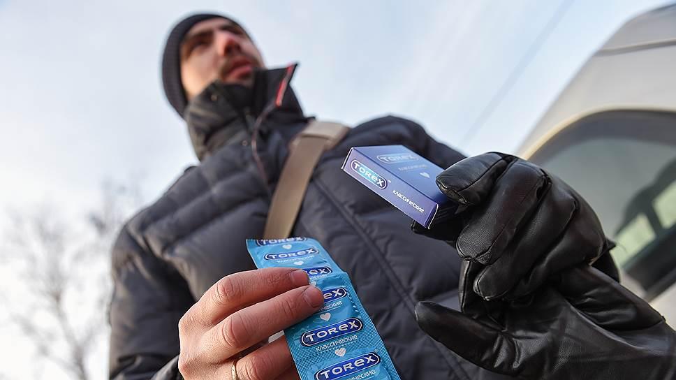 После скандала о владимирских презервативах Torex и «Гладиатор» узнала вся страна