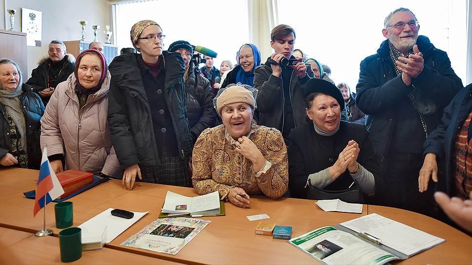Собрание верующих не признало в бизнесмене православного