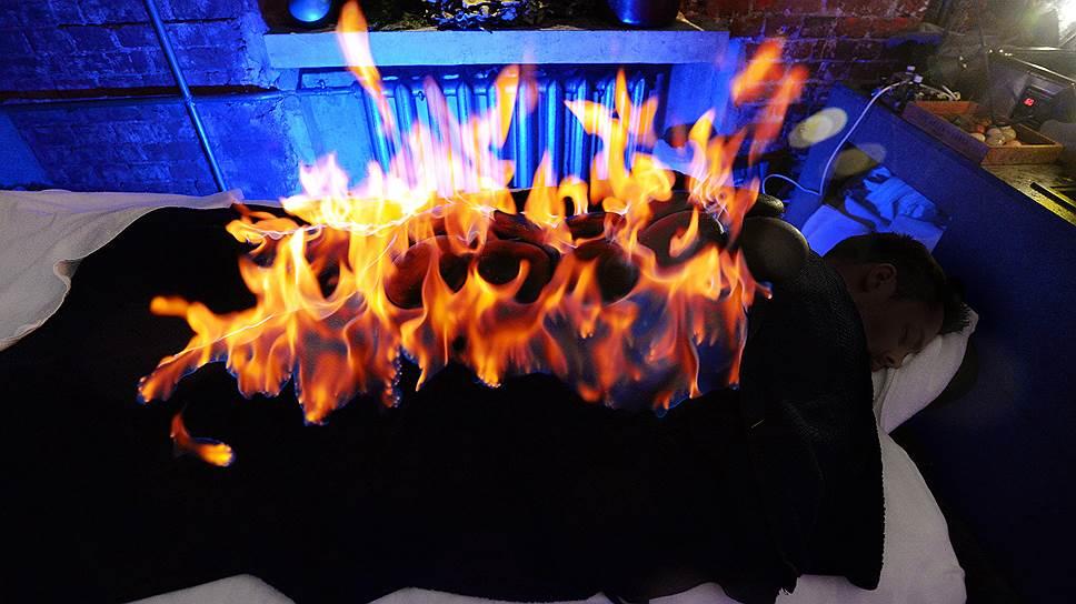 """Массаж """"Огненный дракон"""" с активирующим компрессом — любимая часть спа-программы у клиентов """"Эндорфина"""""""