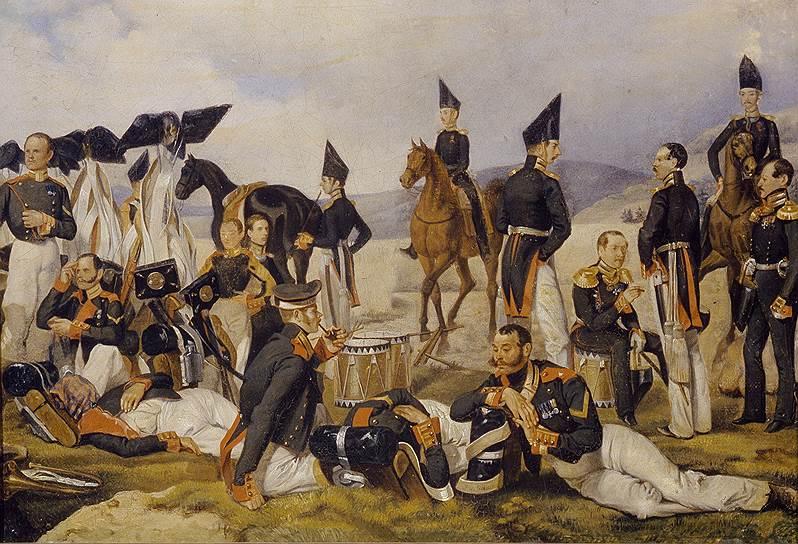 В царствование Николая I чемпионами в коррупции были интенданты, отвечавшие за снабжение армии продовольствием и обмундированием