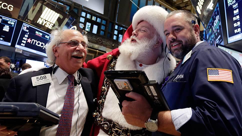 Вне зависимости от того, верят инвесторы в ралли Санта-Клауса или нет, оно случается каждый год с завидным постоянством