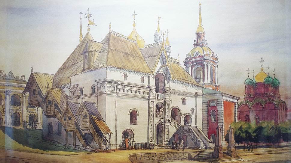 Английские купцы имели в Москве собственный офис и постоянных представителей, которые написали немало занятных мемуаров
