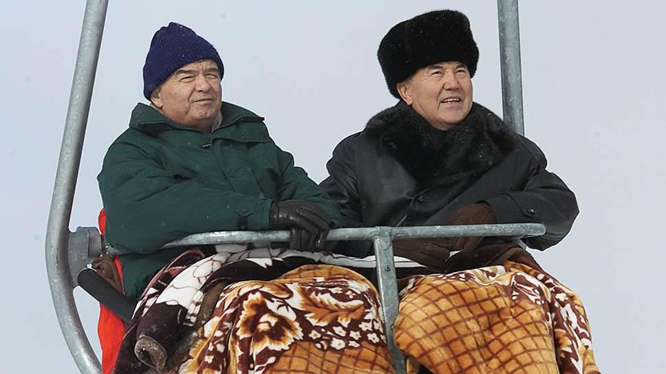 Смерть президента Узбекистана Ислама Каримова в сентябре 2016-го и неопределенность траектории политического транзита может стать новой проблемой для Астаны