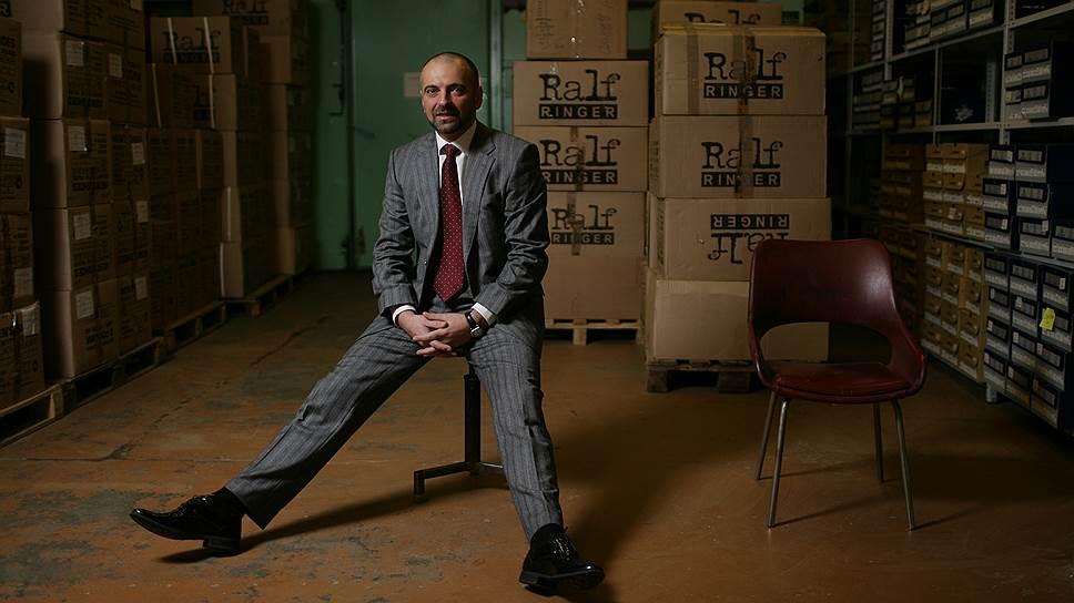 Основатель Ralf Ringer Андрей Бережной считает, что для счастья человеку нужно всего-то хорошо делать свое дело