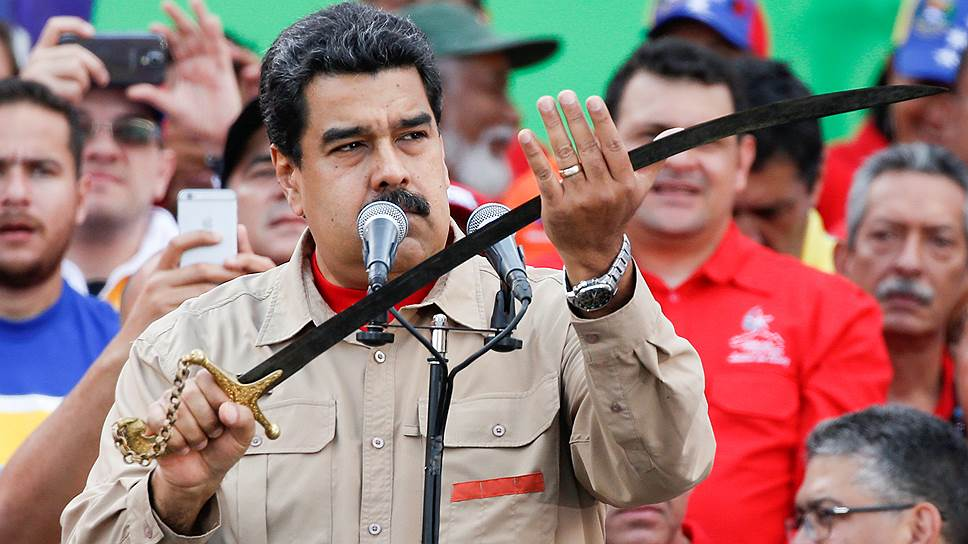 Президент Николас Мадуро уже почти четыре года ведет экономическую войну с собственным народом