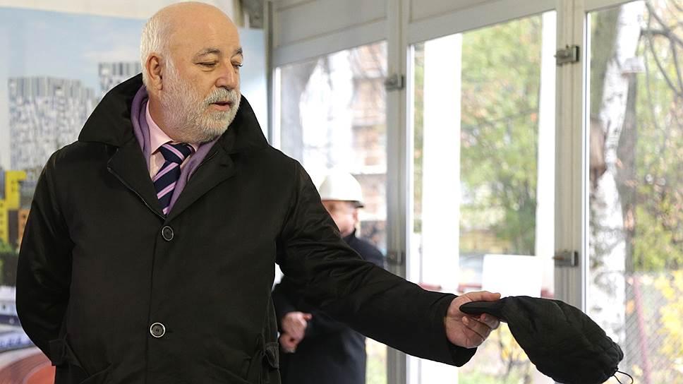 Виктор Вексельберг — единственный российский предприниматель, которому удалось согласовать с государством действительно крупный проект комплексной застройки