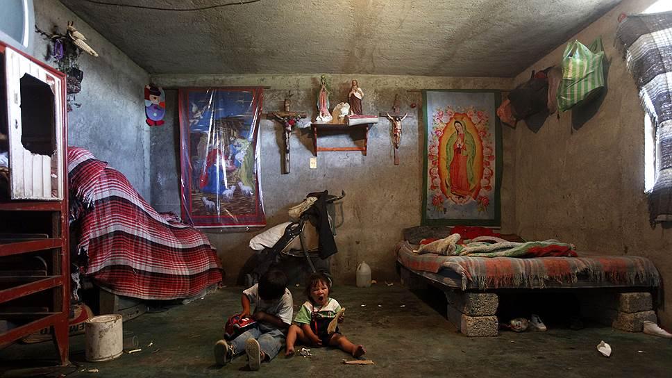 Неравенство в Мексике — еще и наследственное: у детей из бедных семей мало шансов на хорошее образование