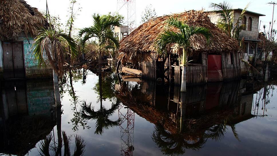 Районы, населенные индейцами-майя, самые бедные и самые опасные в стране