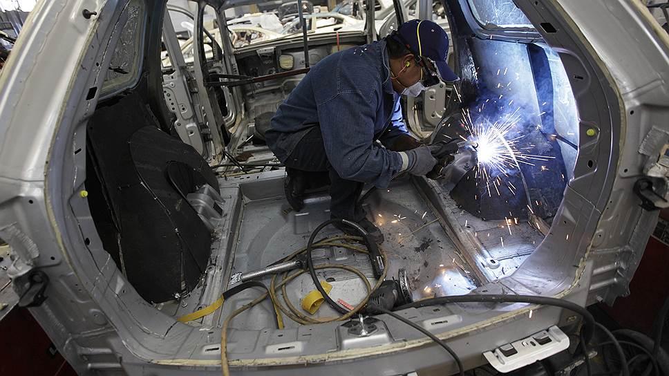 Одно из лиц Мексики — современные заводы, ориентированные на рынок США