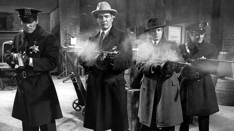 В джазе только гангстеры