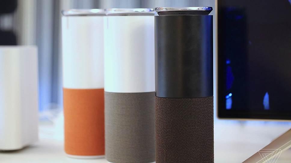 Lenovo Smart Assistant — система-помощник по управлению умным домом работает на базе Amazon Alexa, одной из трех основных голосовых платформ