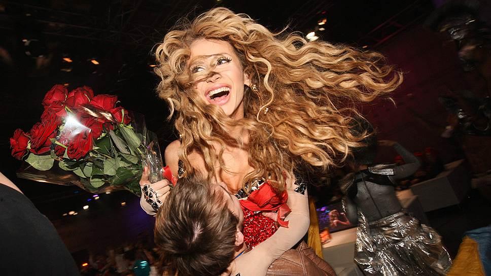 """Украинку Светлану Лобода российские зрители полюбили еще тогда, когда она была солисткой группы """"ВИА Гра"""""""