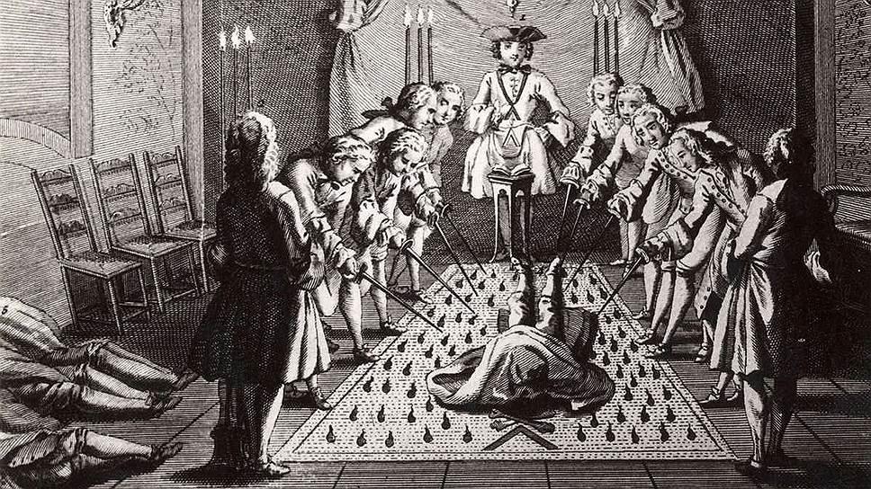 Правдоискателям вроде Новикова масонские практики казались более привлекательными, чем любимые Екатериной рационалистические построения французских энциклопедистов