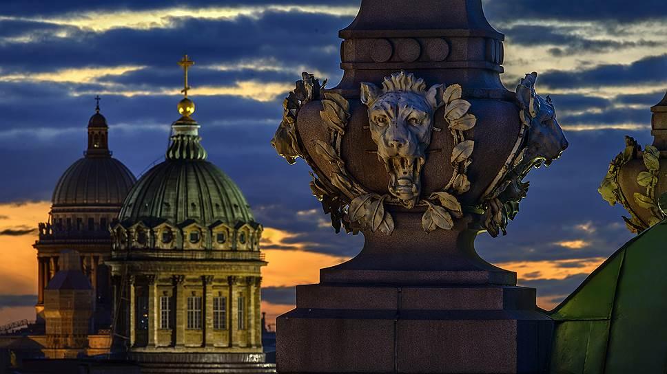 Вокруг архитектурных памятников Санкт-Петербурга продолжают кипеть нешуточные страсти