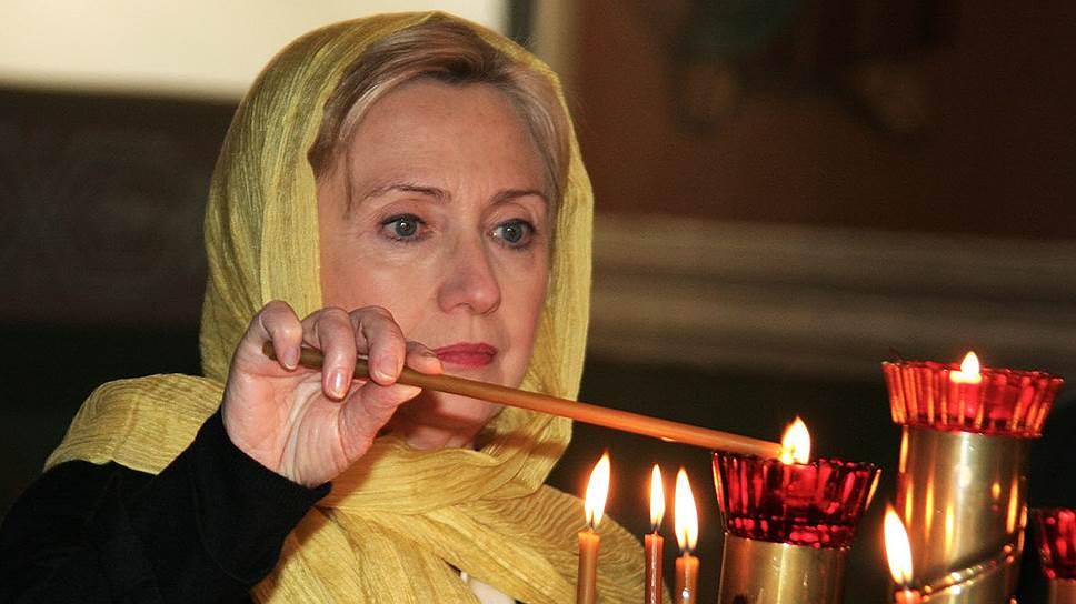 Будучи первой леди, Хиллари Клинтон устраивала в Белом доме спиритические сеансы