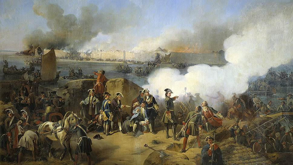 В результате войн Петра I увечных и погибших было столько, что пришлось принять системное решение о компенсациях