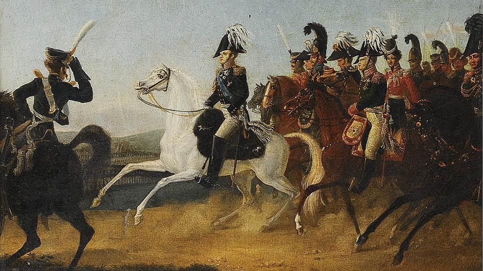 Александр I впервые распространил пенсионное обеспечение на гражданских чиновников