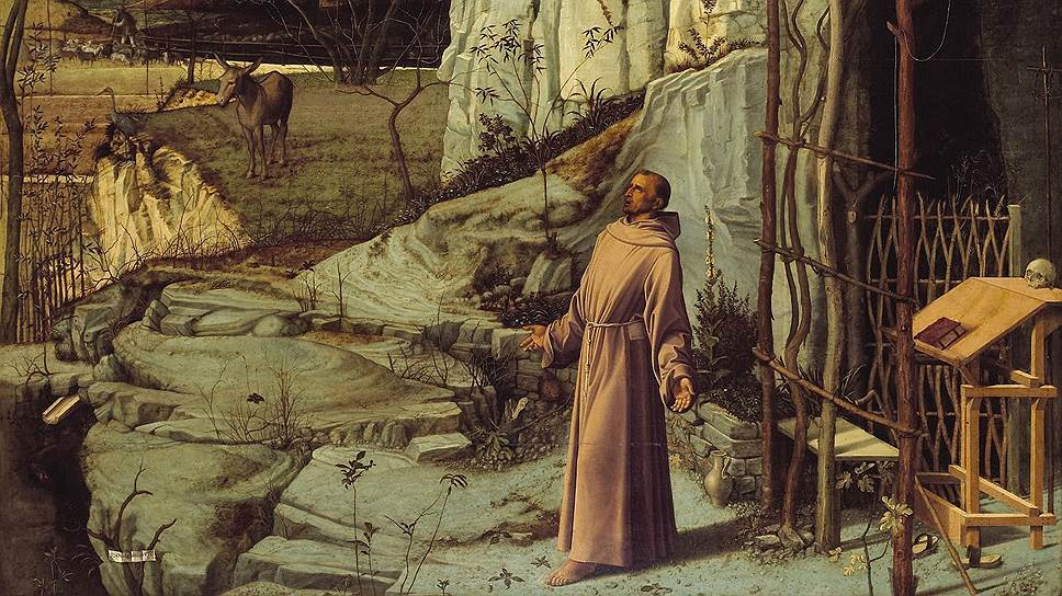 «Экстаз св. Франциска» Джованни Беллини — одна из жемчужин коллекции Фрика