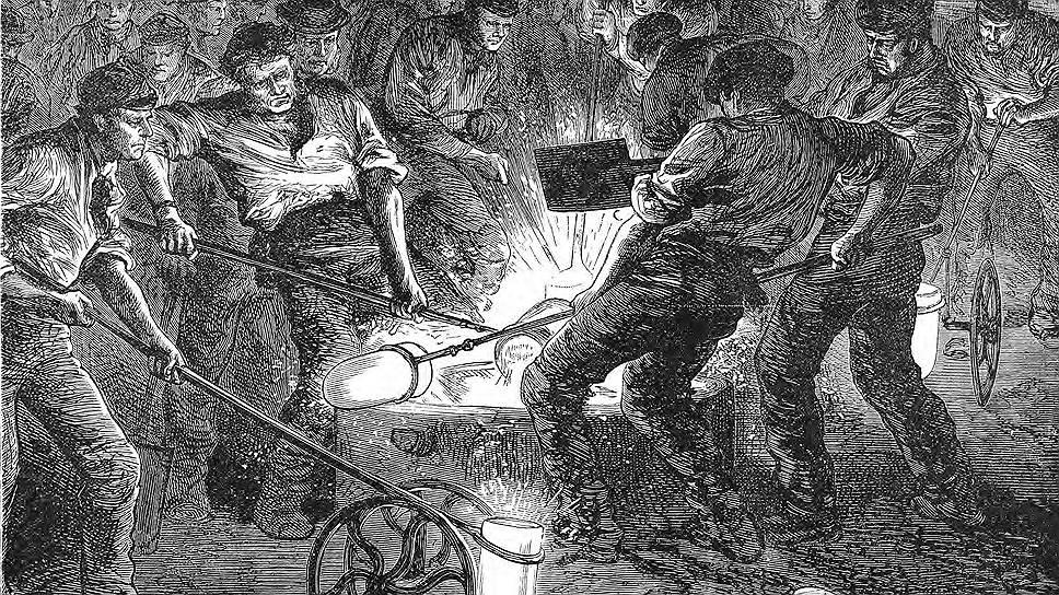 Хотя предки Фрика занимались производством виски, сам он занялся производством кокса: в то время в Питсбурге, неподалеку от которого он родился, бурно развивалась сталелитейная промышленность