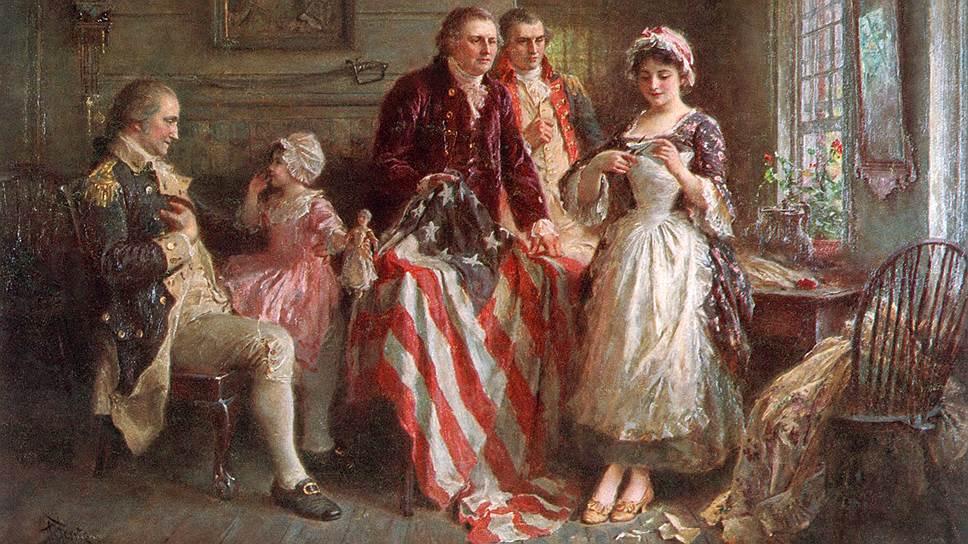 Оливер Поллок не раз оказывал помощь генералу Вашингтону — например, в 1776 году отправил в Пенсильванию корабль с оружием и припасами