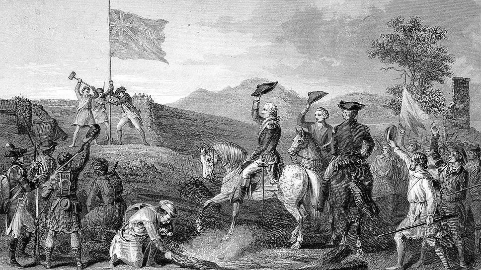Революционному правительству Джорджа Вашингтона Поллок одолжил $300 тыс.— около миллиарда долларов в нынешнем эквиваленте