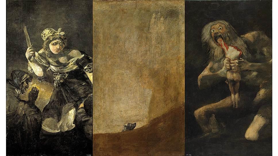 Полотна Франсиско Гойи: болезнь, преследовавшая художника всю жизнь, выразилась в образах и сюжетах, вызывающих у зрителя чувство тревоги