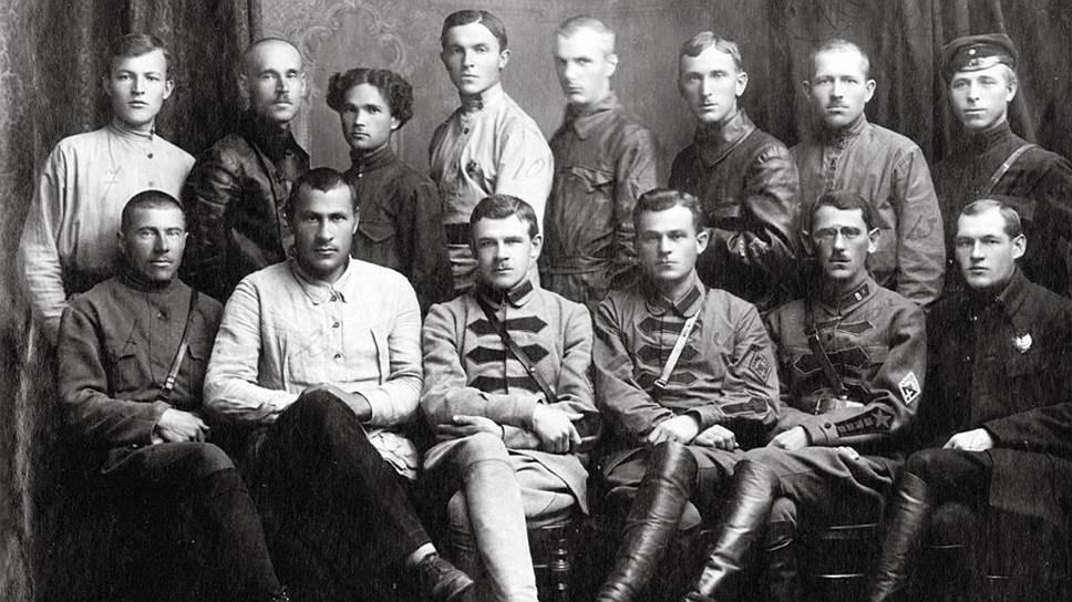 Самарское губЧК не смогло своими силами подавить бунт и призвало на помощь части Красной Армии