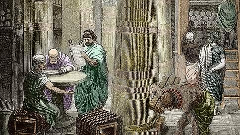 Война до последнего свитка  / Как библиотеки стали ареной политической борьбы