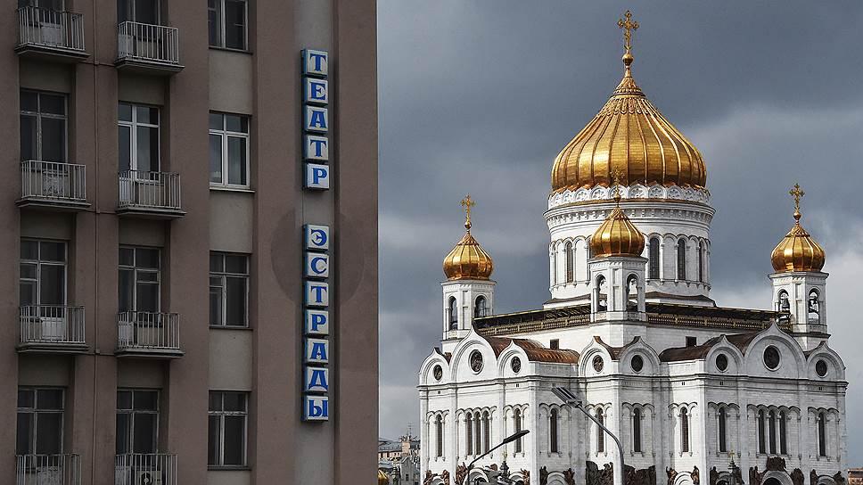 По мнению городских властей, близость к Кремлю и храму Христа Спасителя повышает стоимость жилья в разы